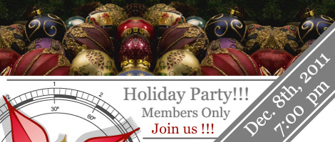 We2 Holiday Party!!! - December 8, 2011